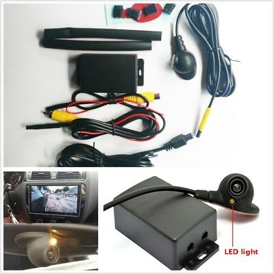Dual Channel Controller Switch Control Box Front Right Rear Side View Camera Car
