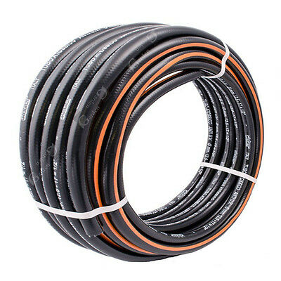 "Claber 50m Top Black Hose 1/2"" Ø 12-17 mm (Model: 9036)"