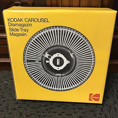 Kodak Slide Tray Carousel Cat 700 1266