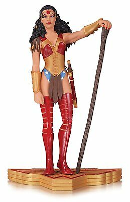 DC Wonder Woman:The Art of War by Jill Thompson statue Avengers Collectibles New