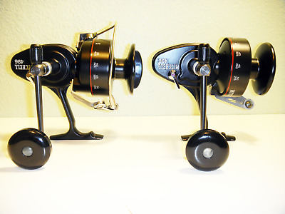 Mitchell 496 Rare Reel Set In Excellent Condition