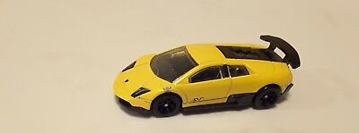 hot wheels speed machines lamborghini murcielago lp 670-4   sv loose 01