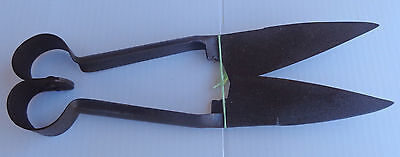 Vintage Sheep Shears, Double Spring Action, Collectible - Old Tools