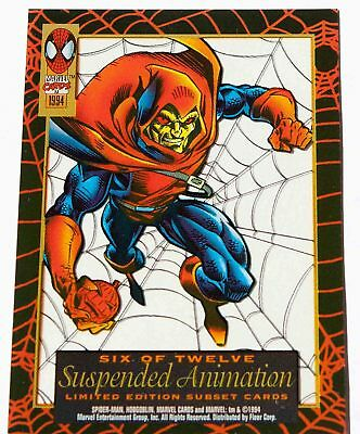 HOBGOBLIN 1994 Spider-Man Suspended Animation Limited Edition Subset # 6 of 12