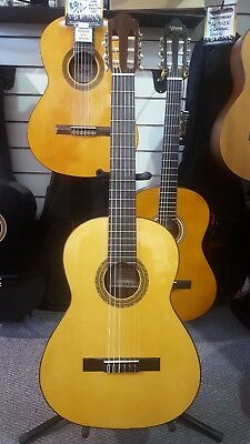 Esteve 4ST Classical Guitar Handmade in Valencia, Spain with Solid Spruce Top