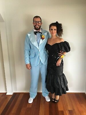 80's Prom Dress Up - Male