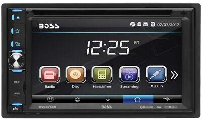 Boss BV9371BD BT/DVD Detachable Multimedia Car Stereo with AUST LOCAL WARRANTY