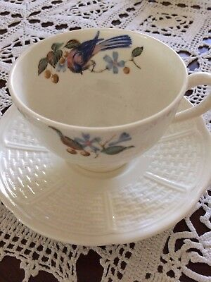 Collectable Wedgwood  Cup And Saucer England