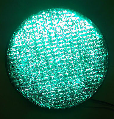 GE Green LED DR 4 Traffic Light 8 Inch