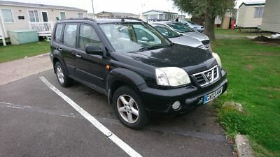 Nisaan xtrail oakley 2.2dci 2003 collection from essex