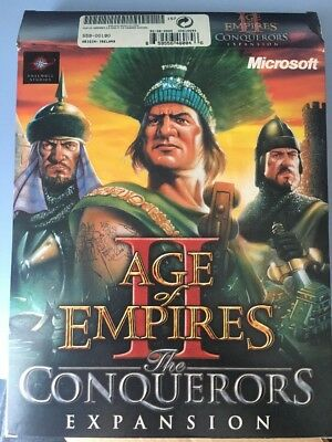 Age Of Empires 2 The Conqueros Expansion