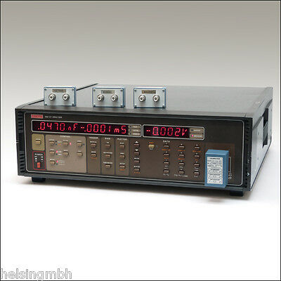 Keithley 590 mit 5905 Standards Set, C/V - Analyzer, C-V Analyzer, geprüft