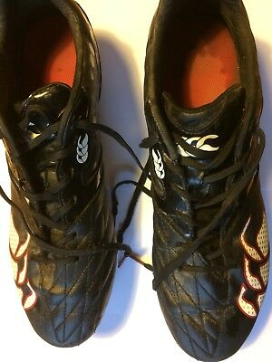 Canterbury Rugby Boots Size 10