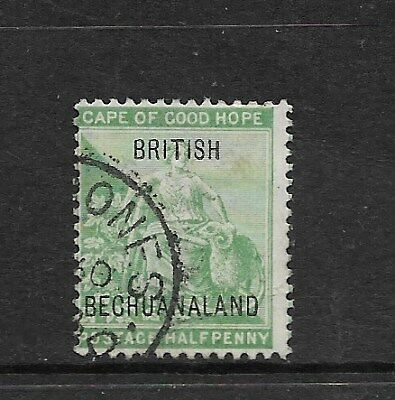 Bechuanaland 1897 fine used stamp