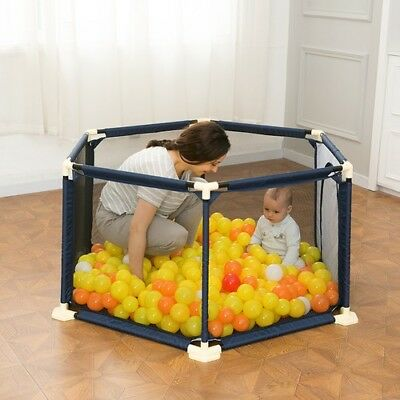 Kids Play Yard Toy Tent Baby Playpens Children Safety Household Protective Fence
