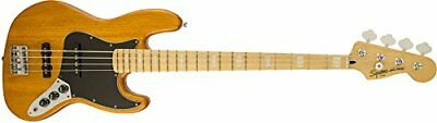 Squier Vintage Modified Jazz Bass 77 Amber Free Shipping
