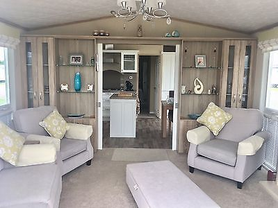 Luxury Static Caravan For Sale in Towyn, North Wales.