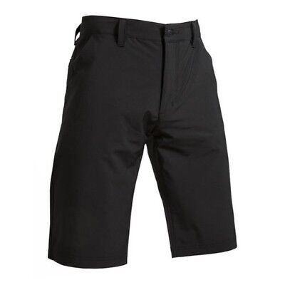 backtee hommes PERFORMANCE GOLF Shorts Noirs