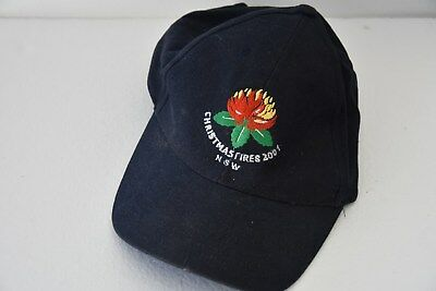 NSW Rural Fire Service Christmas Fires 2001 Cap