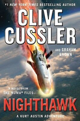 The NUMA Files: Nighthawk 12 by Graham Brown and Clive Cussler eBooks
