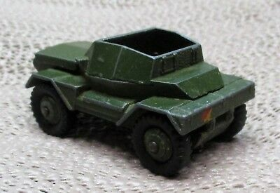 Dinky Toy Army Vehicle Scout Car