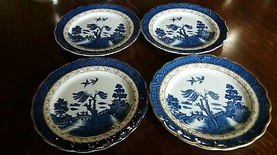 real old willow A8025 side plates