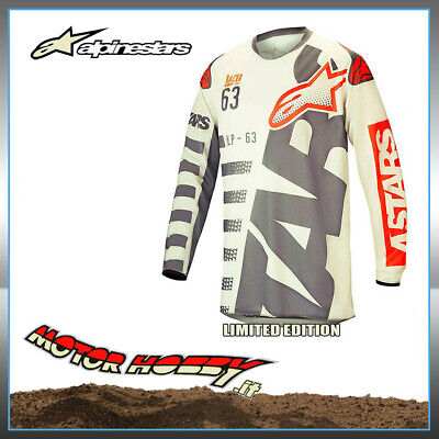 Completo Cross Enduro Alpinestars Racer Braap Blackjack Limited E.2018  M - 30