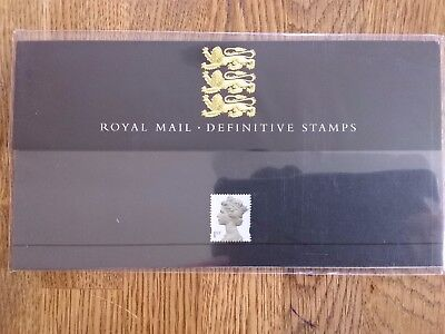 GB ROYAL MAIL DEFINITIVE STAMPS PRESENTATION PACK No 48 ISSUE 06 JAN 2000