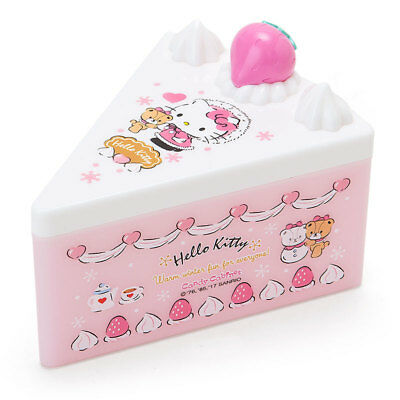 Sanrio Japan Hello Kitty Cake Type Case