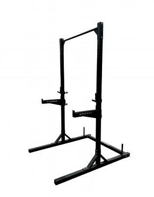 Squat Rack JK6066 JK FITNESS Home Gym Fitness Barra per Trazioni