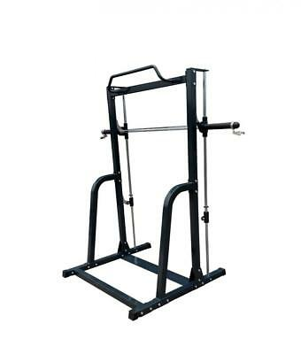 Smith Machine JK6067 JK FITNESS Multipower Bilanciere Pesi liberi Home Fitness