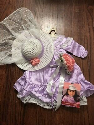 American Girl Samantha's Bridesmaid Outfit