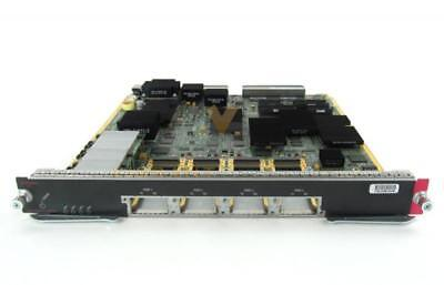 Cisco WS-X6704-10GE-3B 4-Port 10 Gigabit Ethernet Module With WS-F6700-CFC q6