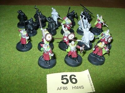 WARHAMMER LOTR Lord of the Rings WARRIORS OF ROHAN x18 - Lot 56