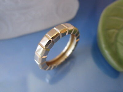 CHOPARD Ice Cube Ring 750 Gelbgold / 82/7407-2883550 / 52 (16,5 mm) / 8,02 Gramm