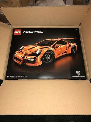 Lego Technic 42056 Porsche 911 GT3 RS ~NEW & Unopened~