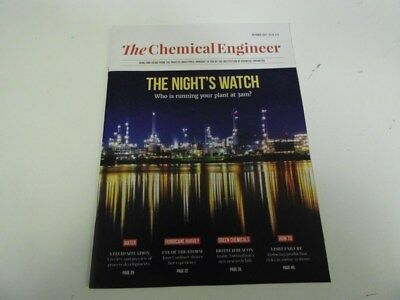 The Chemical Engineer -October 2017 , Issue 916