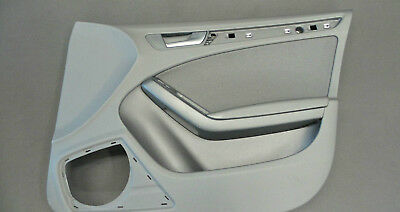 AUDI A4 8K DOOR PANELLING Fabric Front Right Fabric Door Panel Right