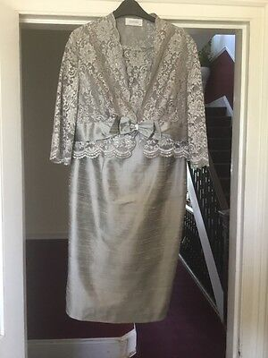 Condici Size 14 Mother Of The Bride/groom Dress & Jacket....
