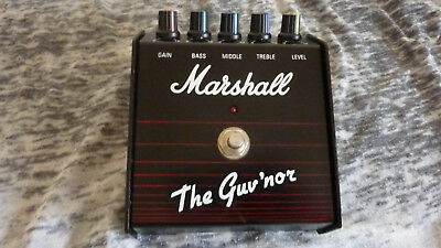 Marshall  The Guv'nor MK1  Made in England   Early version