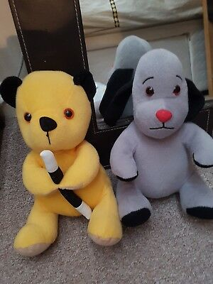 sooty and sweep plush soft toys