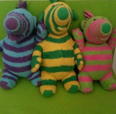 Fimbles Soft Toys Bundle By Fisher Price