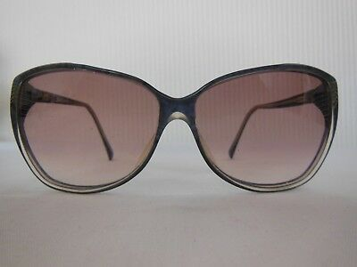 VINTAGE 'OVERSIZE' SUNGLASSES 1960/70's -by RENATO BALESTRA MADE IN GERMANY
