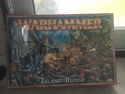 NEW Warhammer Island Of Blood The Game Of Fantasy Battles