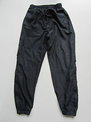 Boys/Girls Navy TRACKSUIT TROUSERS Shell, Lined age 12-13yrs