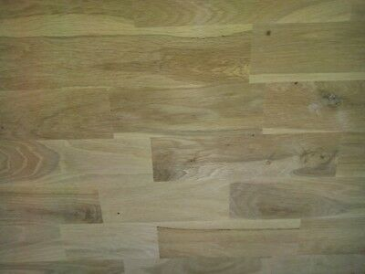 solid oak furniture boards 18mm thick