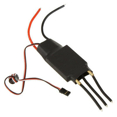 FP 80A Brushless Water Cooling Speed Controller ESC with 5V/5A SBEC fr RC Boat I