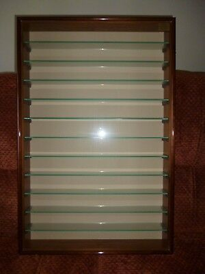 LARGE WALL DISPLAY CABINET for Diecast Models etc