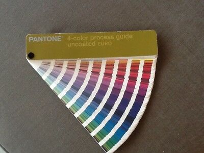 Pantone 4 - Color Process Guide / Uncoated