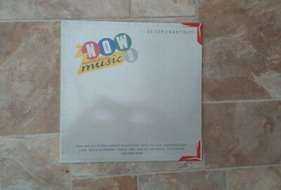 Vinyl Record 12' Now That's What I call Music 9 inc Erasure & Jackie Wilson